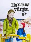 Cover for Hannes värsta år