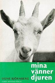 Cover for Mina vänner djuren