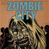 Cover for Zombie city 2: Ensam i mörkret