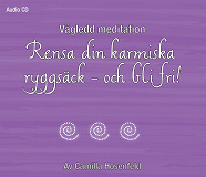 Cover for Vägledd meditation: Rensa din karmiska ryggsäck - och bli fri!
