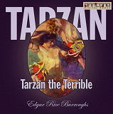 Cover for Tarzan the Terrible