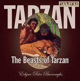 Cover for The Beasts of Tarzan