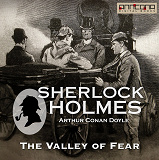 Cover for The Valley of Fear
