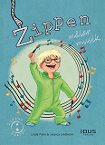 Cover for Zippen målar musik