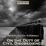 Cover for On the Duty of Civil Disobedience