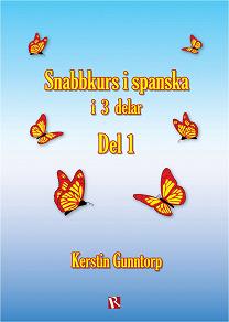Cover for Snabbkurs i spanska