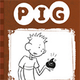 Cover for Pig 1: Pig och det talande bajset