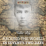 Cover for Around the World in Seventy-Two Days