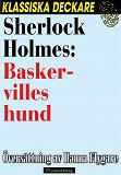 Cover for Sherlock Holmes: Baskervilles hund