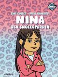 Cover for Nina och snöleoparden
