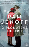 Cover for Diplomatens hustru
