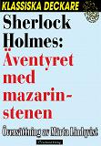 Cover for Sherlock Holmes: Äventyret med mazarinstenen