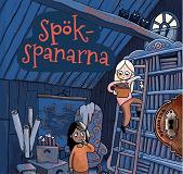 Cover for Spanarna 1: Spökspanarna