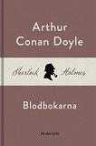 Cover for Blodbokarna (En Sherlock Holmes-novell)