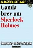 Cover for Gamla brev om Sherlock Holmes