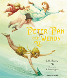 Cover for Peter Pan och Wendy