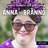 Cover for Anna på Brännö / Lättläst