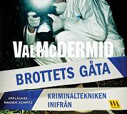 Cover for Brottets gåta : kriminaltekniken vittnar