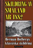 Cover for Skildring av Småland år 1882