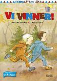 Cover for Vi vinner!