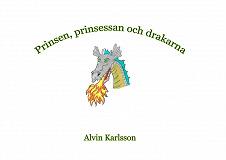 Cover for Prinsen, prinsessan och drakarna