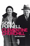 Cover for Clementine Churchill. En biografi