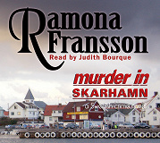 Cover for Murder in Skarhamn