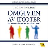 Cover for Omgiven av idioter