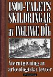 Cover for Skildring av Inglinge hög på 1800-talet