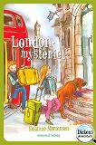 Cover for Dickens detektivbyrå 7 – Londonmysteriet