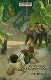 Cover for Die Abenteuer Tom Sawyers