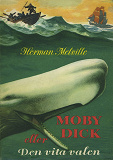 Cover for Moby Dick eller Den vita valen