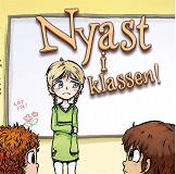Cover for Lydia 2: Nyast i klassen
