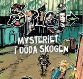 Cover for SPLEJ 3: Mysteriet i Döda skogen