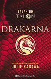 Cover for Drakarna