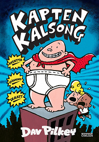 Cover for Kapten Kalsong