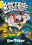 Cover for Kapten Kalsong och moster Medusas monstruösa mani