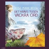 Cover for Det krävs tusen vackra ord