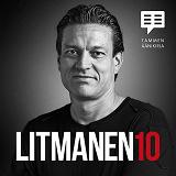Cover for Litmanen 10