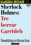 Cover for Sherlock Holmes: Tre herrar Garrideb