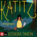 Cover for Katitzi i ormgropen