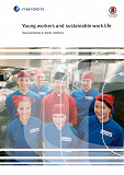 Cover for Young workers and sustainable work life