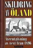 Cover for Skildring av Öland år 1896