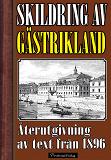 Cover for Skildring av Gästrikland år 1896