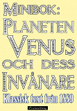 Cover for Minibok: Planeten Venus och dess invånare