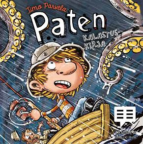 Cover for Paten kalastuskirja