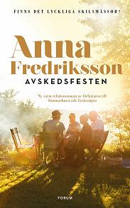Cover for Avskedsfesten