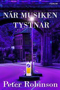 Cover for När musiken tystnar