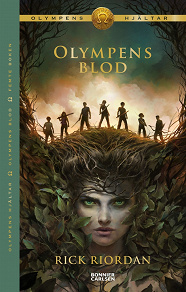 Cover for Olympens blod