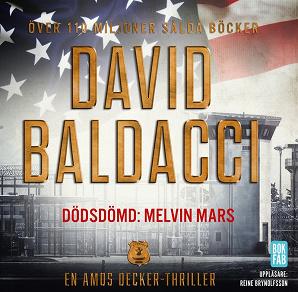 Cover for Dödsdömd: Melvin Mars